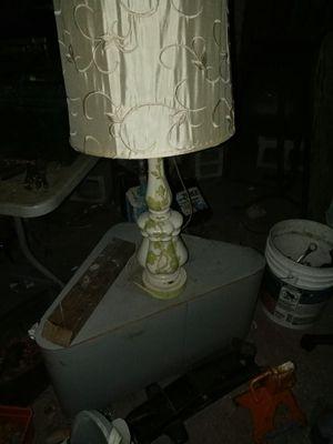1940's porcelain vintage enamel lamps for Sale in Tampa, FL