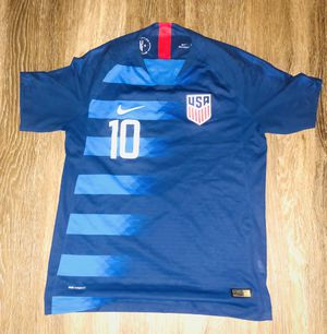 USA Soccer Jersey Authentic for Sale in Los Angeles, CA