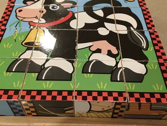 Melissa and Doug Cubic Puzzle for Sale in Sammamish,  WA