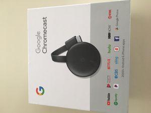 Google Chromecast for Sale in Elgin, IL