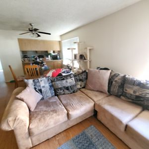 Tan Sectional Couch for Sale in Fresno, CA