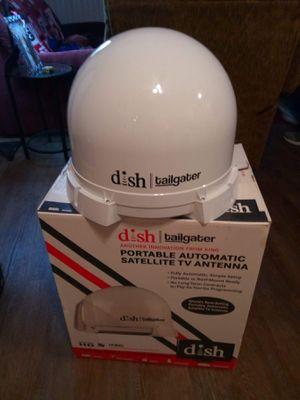 Dish portable satellite antenna for Sale in Tulsa, OK