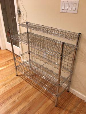 Steel wire rack / organizer for Sale in Everett, WA
