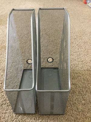 Magazine holders , letter holder for Sale in Arlington Heights, IL