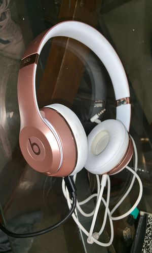 Beats wire&bluetooth solo's for Sale in Monrovia, IN