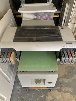 Direct To Garment Printer and Plotter for Sale in NO POTOMAC,  MD