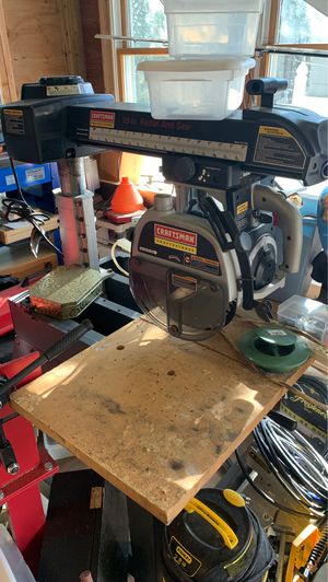 Radial arm saw for Sale in Brick Township, NJ