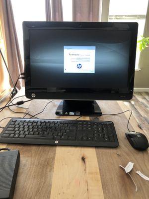 Desktop Hp Beats Computer for Sale in Fresno, CA