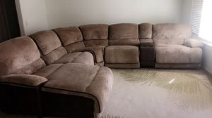 Moore Furniture Couches 6 piece sectional For Sale for Sale in Fresno, CA