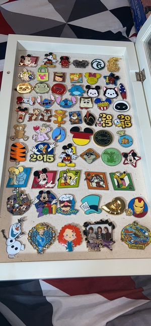 Disney pins for sale or trade for Sale in Diamond Bar, CA