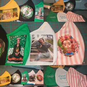 Customize your own face mask for Sale in El Cajon, CA