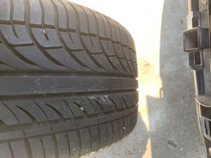 26 inch tire 275/25/26 for Sale in Spring, TX