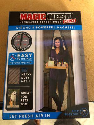 Magic mesh for Sale in Modesto, CA