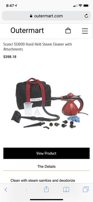 Steam Cleaner for Sale in West Springfield, VA