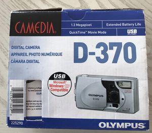 Brand New Olympus D-370 Camedia Digital Camera 1.3 Megapixel 225290 for Sale in South Kingstown, RI