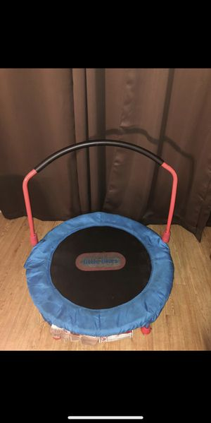Little tikes foldable trampoline for Sale in Los Angeles, CA