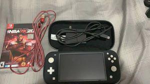Grey Nintendo Switch Lite for Sale in Washington, DC