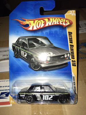Hot wheels very rare error datsun bluebird 510 for Sale in Chandler, AZ