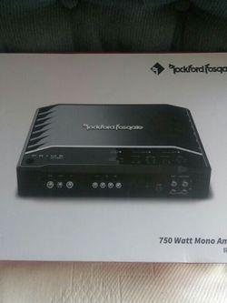 Rockford Fosgate 2 Channel 720 Watts for Sale in San Leandro,  CA
