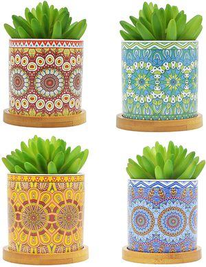 Beautiful succulent Pot Planters / Hermosas Macetas Para Suculentas for Sale in Delray Beach, FL