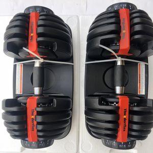 Adjustable Dumbbells 5-52, Brand New for Sale in Stanton, CA