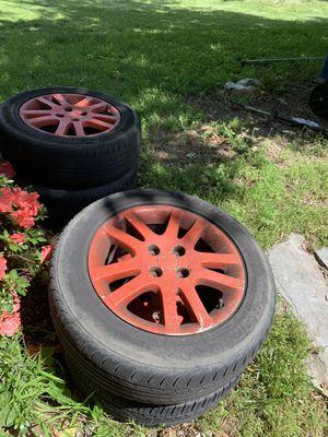 Rim and tire for Sale in Alexandria, VA