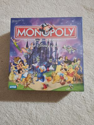 Monopoly: Disney Edition for Sale in Fairfax, VA