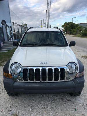 Jeep liberty 2007 for Sale in Tamarac, FL