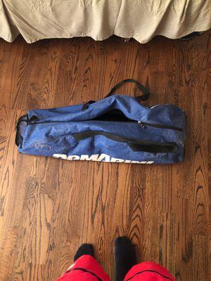 Demarini Baseball Gear Bag with Wheels for Sale in North Massapequa, NY