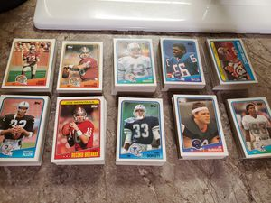 Football cards for Sale in Medford, OR