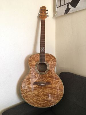 ibanez EW20asnt1201 Grand auditorium acoustic guitar for Sale in San Diego, CA