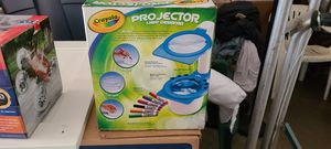 Crayola projector for Sale in Stockton, CA