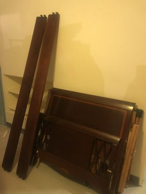 Twin bed frame for Sale in Freehold, NJ