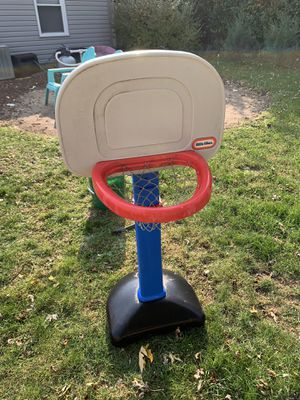 Basketball hoop adjustable for Sale in Romeoville, IL