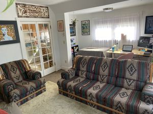 Southwestern Couch and Armchair for Sale in Portland, OR