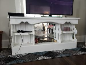 Entertainment center TV stand bookshelves for Sale in Tacoma, WA