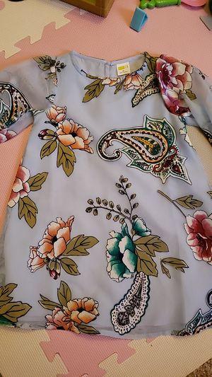 3T light fall dress for Sale in Lenexa, KS