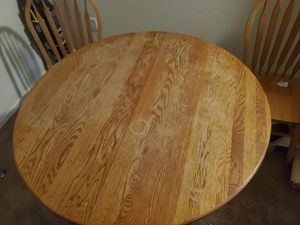 table and 6 chairs for Sale in Phoenix, AZ