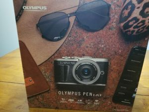 Olympus PEN E-PL9 Camera and Kit, Denim for Sale in Bethesda, MD