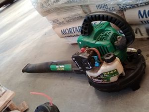 Weed eater FLI 500 LE GAS BLOWER for Sale in Compton, CA