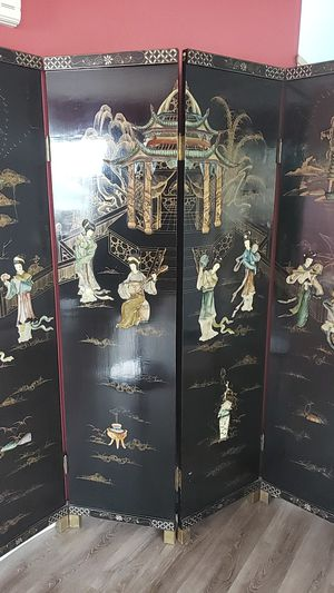 Antique furniture screen room divider for Sale in Seattle, WA