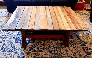 Pallet coffee table for Sale in Traverse City, MI