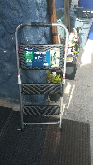 Werner 3 step ladder for Sale in Vista, CA