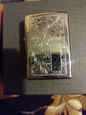 Silver Zippo lighter for Sale in Fort Worth, TX
