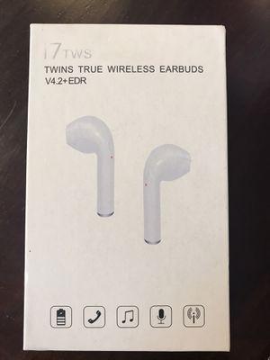 Wireless earbuds i7 TWS for Sale in Salt Lake City, UT