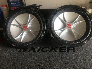 """Kicker 12"""" for Sale in Gibsonton, FL"""