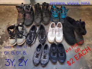 $2 UGGS JORDAN'S NIKE SHOES for Sale in Huntington Park, CA
