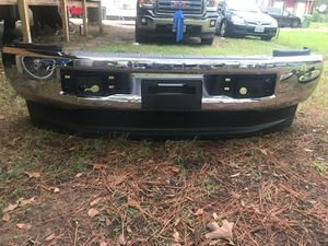 Ford f-250 complete front bumper like new for Sale in Houston, TX