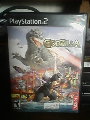 Godzilla ps2 video game for Sale in Ontario, CA