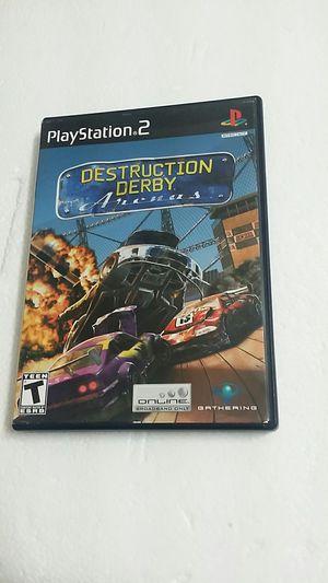 Destination Derby, PS2 for Sale in El Cajon, CA